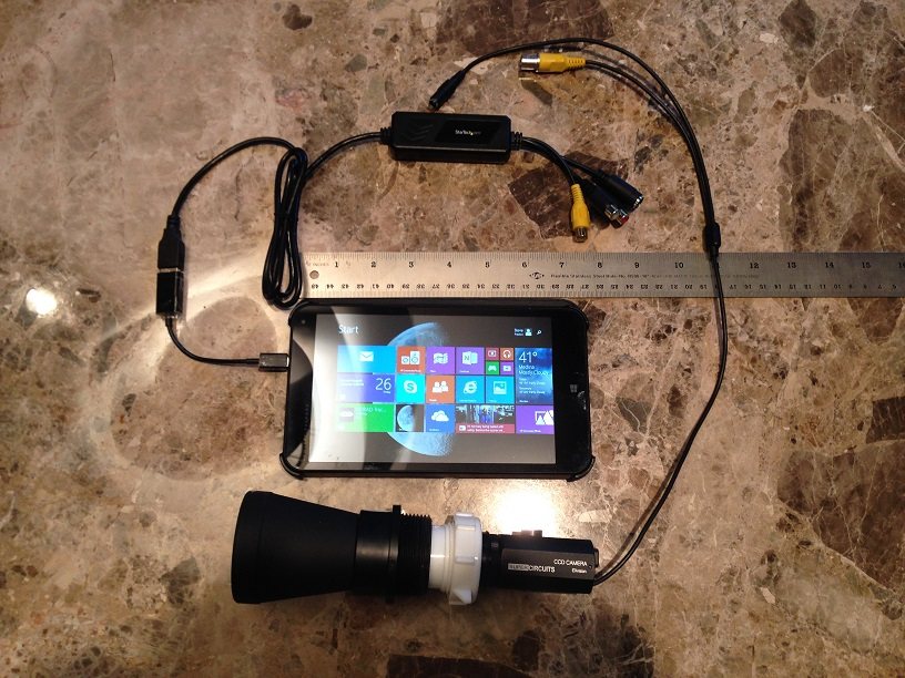HP Stream 7 + SVID2USB2